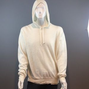 Mens Vince white XXL sweater